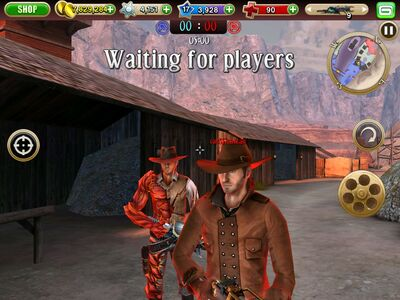 Multiplayer canyon