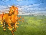 Gamari Horse Mother