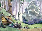 Traveling Stone