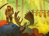 Dostal Elk Hunter