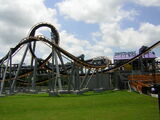 Batman: The Ride (Six Flags New Orleans)