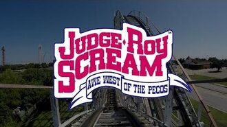 Judge Roy Scream POV