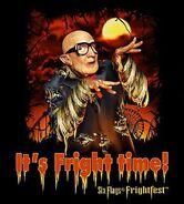 Mr Six Fright Fest poster