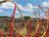 Wonder Woman: Golden Lasso Coaster