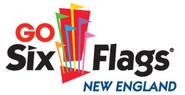 Six Flags New England 2 logo