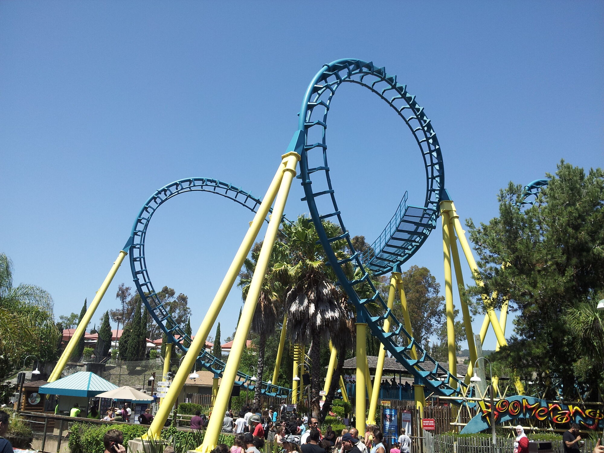 Category:Six Flags Discovery Kingdom Roller Coasters | Six
