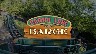 Caddo Lake Barge POV