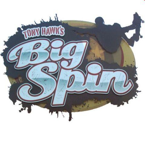 File:Tony Hawk's Big Spin (sign).jpg