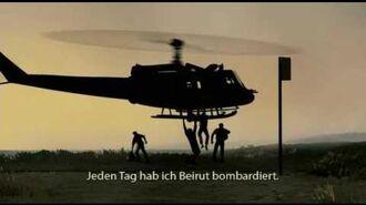 Waltz with Bashir - I Bombed Beirut by Zeev Tene