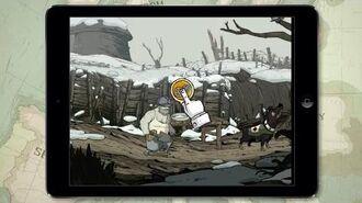 Valiant Hearts - Mobile Version Trailer