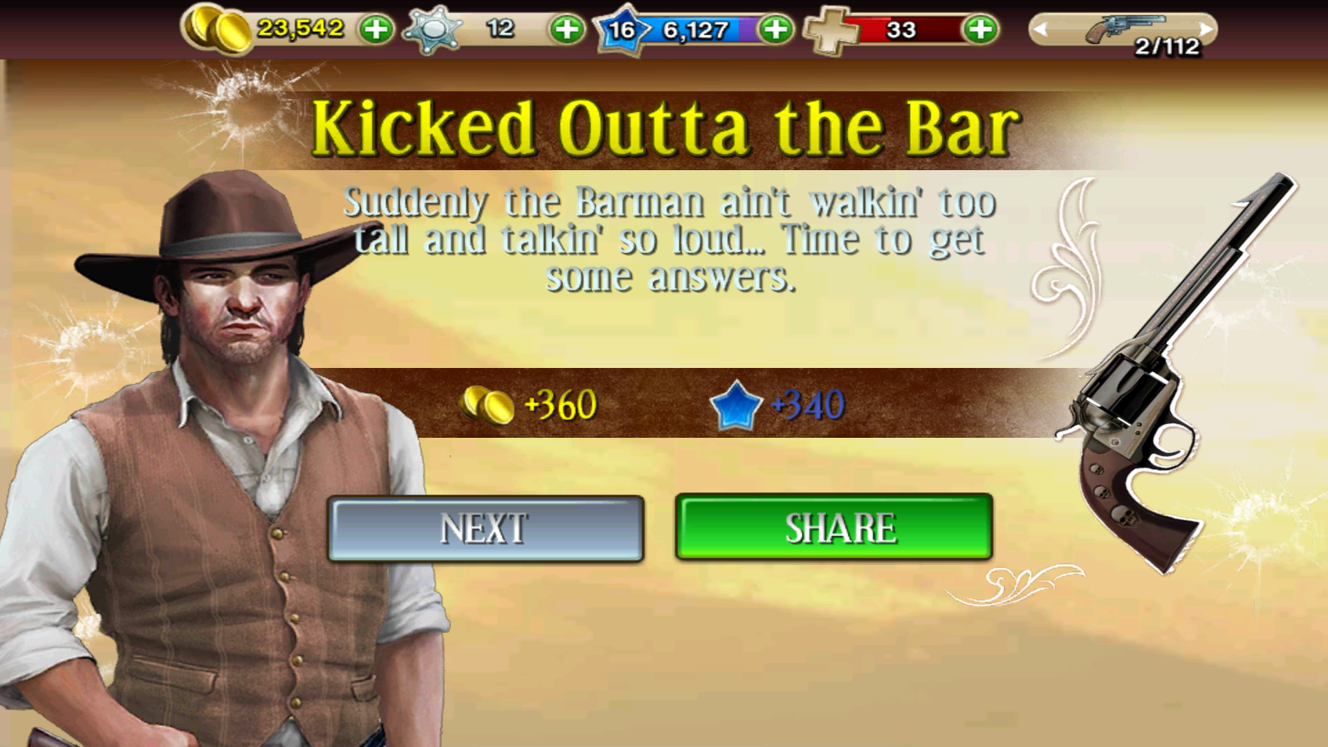 Kicked Outta The Bar
