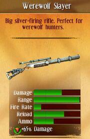 Werewolf slayer