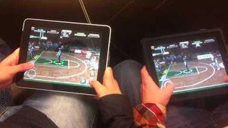NBA Jam iPad Gameplay Trailer