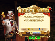 Full Moon Nightmare tickets