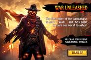 War unleash