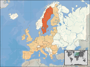 Sweden-mape