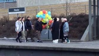 First shooting of Skam Season 4