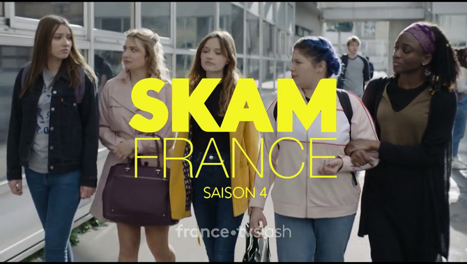 Skam France | Skam Wiki | FANDOM powered by Wikia