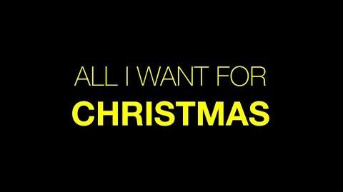 All I want for Christmas - DRUCK - Trailer