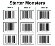 StarterMonsters