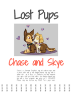 Lost Pups (ChasexSkye)
