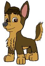 Werepuppy Chase