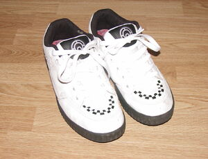 Ali Boulala Osiris Shoes Brothel Creepers trainers