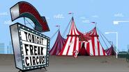 Fernando Fernando Fernando and Xcquankly's Freakshow Circus