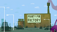 Pointy Pin Factory
