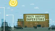 Faulty Bagpipe Superstore