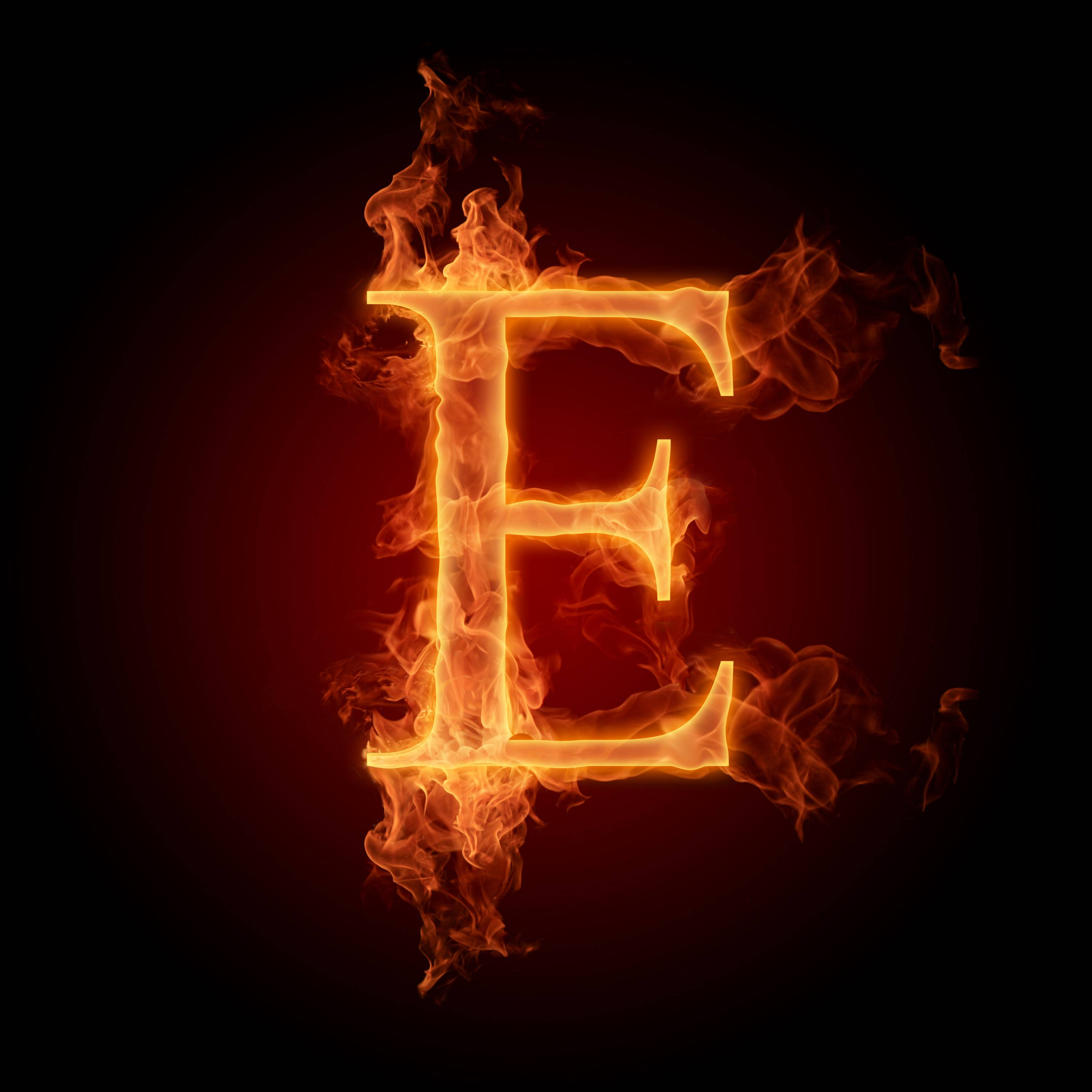 Image E Fire Letters Hd Wallpapersjpg Sketch Universe Wikia