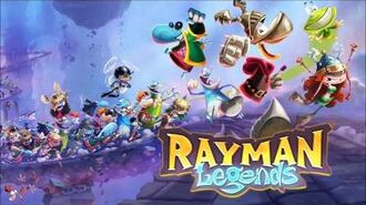 Rayman Legends OST - The Spy Who Kicked Me