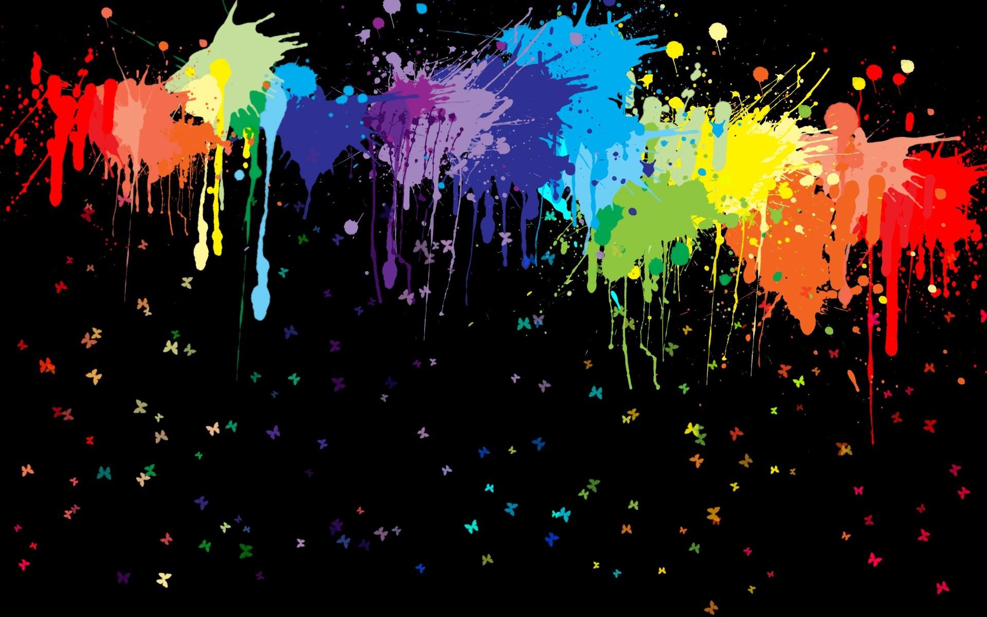 image paint splashes vector background designs jpg sketch