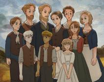 Nice fake family pic