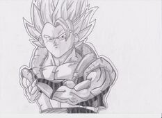 Gogeta dragon ball z by joltkid-d3g8k18