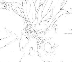 My SSJ3 Goku (Kinda Sucks)
