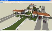 Wikia-Visualization-Main,sketchup