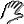 Pan-tool icon