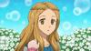 Tsubaki as a girl