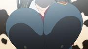 Mimori's breasts
