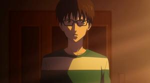 Kazuyoshi's transformation to Switch