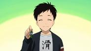 Sasuke has Niigata mouse