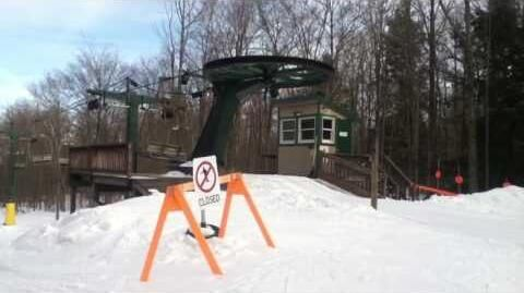 Kissing Bridge South Chair Lost Video