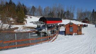 Barker Mountain Express at Sunday River