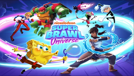 Super Brawl Universe online cover