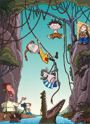 The Wild Thornberrys Characters