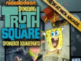 SpongeBob's Truth or Square (arcade game)