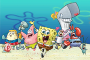 SpongeBob cast