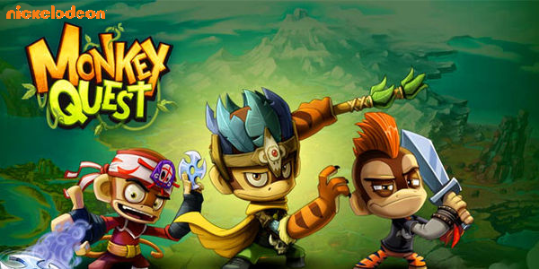 Monkey Quest (online game) | Nickelodeon Games Wiki | FANDOM