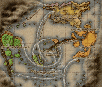skies of arcadia world map Maps Skies Of Arcadia Wiki Fandom